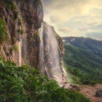 На Водопадистом :: Геннадий Клевцов