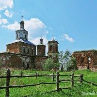 Шаровкин Успенский монастырь :: Евгений Кочуров