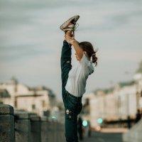 Акробатка ;) :: Дмитрий Седых