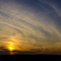 приятно гулять по закату :: Георгий А