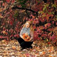 """Серия: """"Golden autumn...."""" :: Андрей Головкин"""
