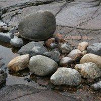 Натюрморт с камнями :: Сергей Курников