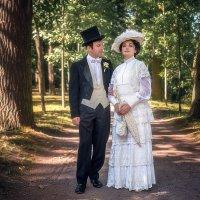 Свадьба в стиле ретро :: Виктор Седов