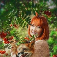 Осень-Лиса) :: Оксана Я