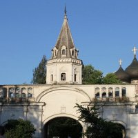 Надворная церковь в Измайлово :: Валерий