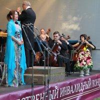 Солистка Новой оперы :: Валерий