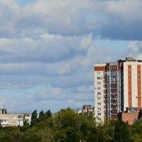 Окраины... Воронеж - город в котором живу... :: Михаил Болдырев