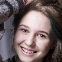Портрет девушки :: Евгений Духанин