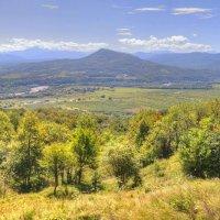Вид на Кавказкий хребет :: Константин