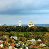 Вид на Успенский собор во Владимире :: Сергей Беличев