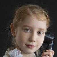 Портрет девочки :: Евгений Духанин