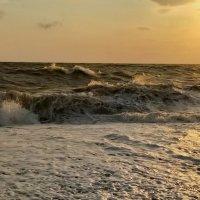Неспокойно синее море :: - Derjavin -