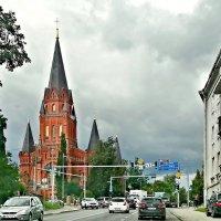 Тартуская церковь Святого Петра Эстонской евангелическо-лютеранской церкви :: veera (veerra)
