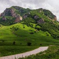 гора Зинки :: Александр Богатырёв