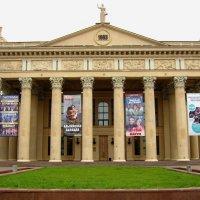 Театр :: Радмир Арсеньев