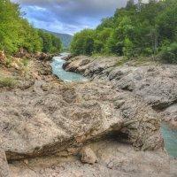 Горная река :: Константин