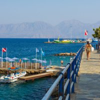о. Крит, Агиос-Николаос-2019. :: Борис Калитенко