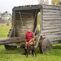 Древний Торжок и стенобитное орудие :: Тата Казакова