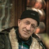 Портрет коллеги. :: Сергей Щелкунов