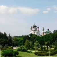 Парк Феофания в Киеве :: Наталия Каминская