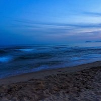 Где-то на берегу Японского моря :: Арина
