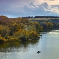 Река Дон. :: Владимир Дальский