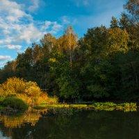 Пейзаж на реке Угре :: Alexander Petrukhin