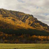 Осень в горах. Главное увидеть её 2 :: Сергей Жуков