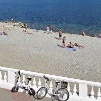 Не жаркое лето в октябре :: Валерий Дворников