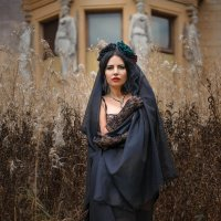 Невеста графа Дракулы. :: Анжелика Маркиза