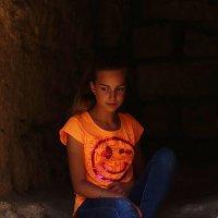 Принцесса в темнице :: Alex Chernavski