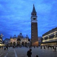 Площадь Сан Марко. Венеция. :: Марина