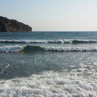 Морской пейзаж :: Galina Solovova