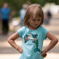 Маленькая разбойница :: Alexander Petrukhin