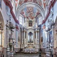 Вильнюс (Голгофа) Храм Открытия Святого Креста. :: Arturas Barysas