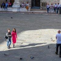 Сценка из Perugia :: Konstantin Rohn