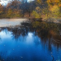 Мастрюковские озера :: Алексей Головин