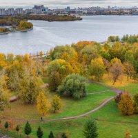 Осень в Москве :: Владимир Брагилевский