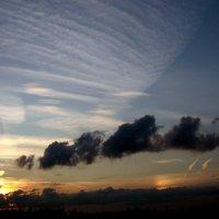 уж небо осенью... :: Елена Минина