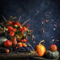 А вот и осень пришла... :: Виталий Лукьянов