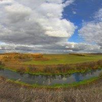 Река-дуга :: Константин