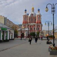 Старая Москва. :: Александр Сергеевич Антонов