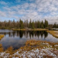 Глубокая осень!!!! :: Олег Кулябин