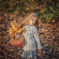 Золотая осень :: Надежда Антонова
