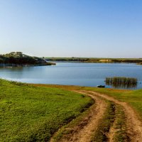 Озеро :: Юрий Глаголистов