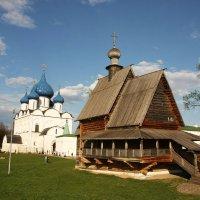 Суздальский кремль :: Виктор Наливайко