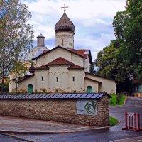 Церковь Вознесения Старовознесенского монастыря. Псков :: Евгений
