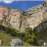 Тызыльское ущелье водопад Чий су :: Александр Богатырёв