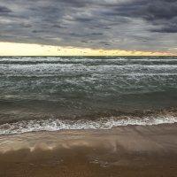 Вечер на море Витязево осень 2019 :: Юрий Клишин