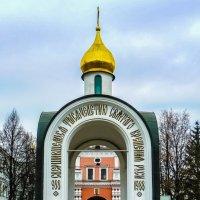 Москва. Даниловский монастырь. :: Ирина